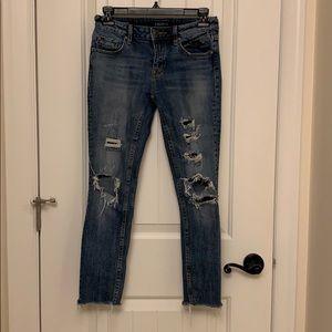 Vigoss Skinny Crop Jeans